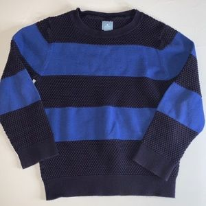 ^^ Baby Gap Blue striped sweater